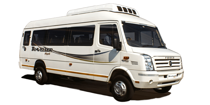 Hire Tempo Travellers Service in Jaipur